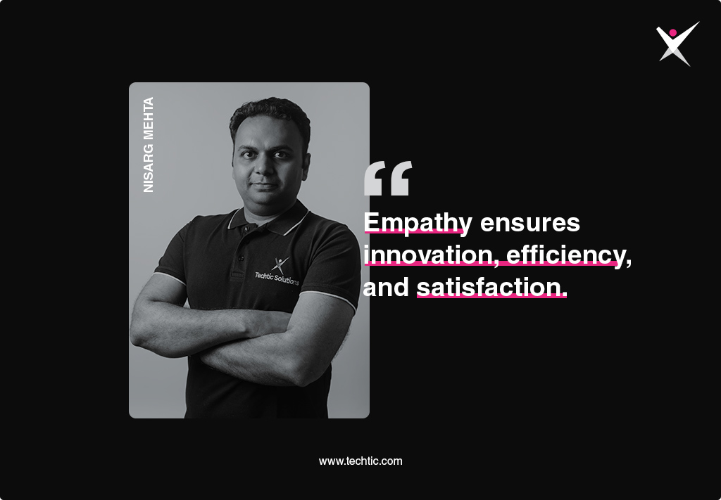 We say it with experience. With '#Empathy' as our core value, we're able to bring technology innovation, employee efficiency, and customer satisfaction.   #customersatisfaction #FridayThoughts #FridayMotivationpic.twitter.com/oKY9uqM33j