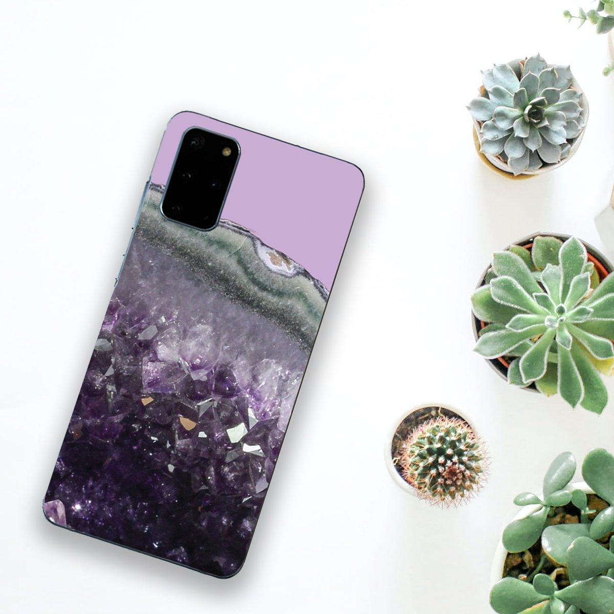 My Precious #Samsung #Galaxy  #S20Plus #S20 #SamsungGalaxyS20Plus #phones #accessories #vinyl #skins #decals #stickers #wraps #MightySkins #vinylskins #vinylstickers #purple #amethyst #precious #designpic.twitter.com/9tc8gUmC7K