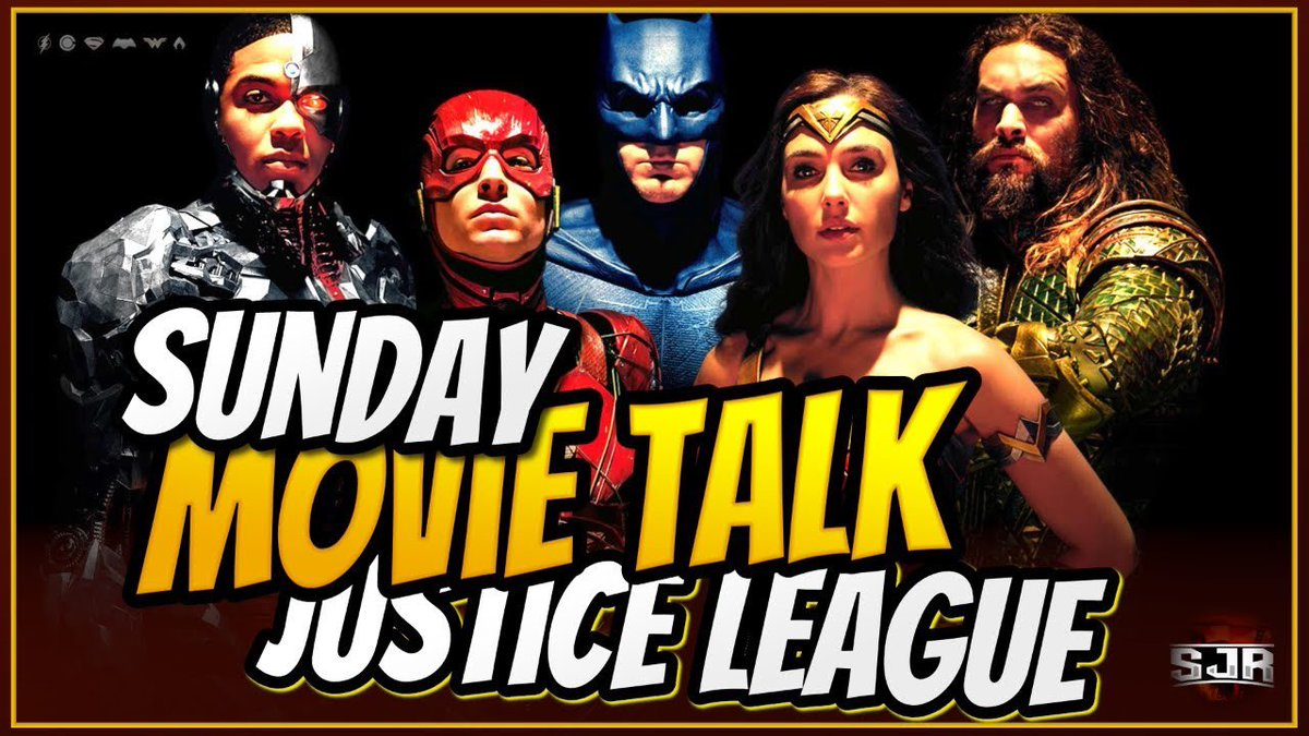 This SUNDAY we'll be diving into #JUSTICELEAGUE 👍😉 👇👇 Movie Talk   Justice League   In Depth Review youtu.be/g1Mloj_wypM via @YouTube Join us for this review of the theatrical cut!! @FandomCollectiv @justiceleaguewb @Generalzodfz @PopCulturePb #ZackSnyder #SnyderCut