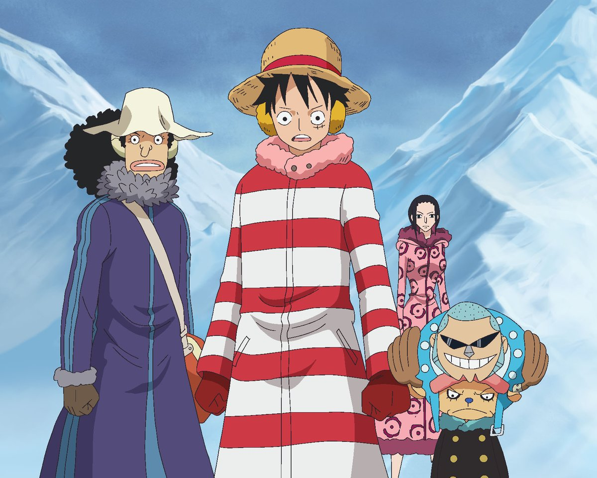 Let's go! The next batch of English dubbed episodes are coming on Digital this August with One Piece: Season 10, Voyage 2 (ep. 588-600)!!! Continuing with the Punk Hazard arc! Stay tuned for more info! 🏴☠️💯🔜 https://t.co/rhodi9XCB3