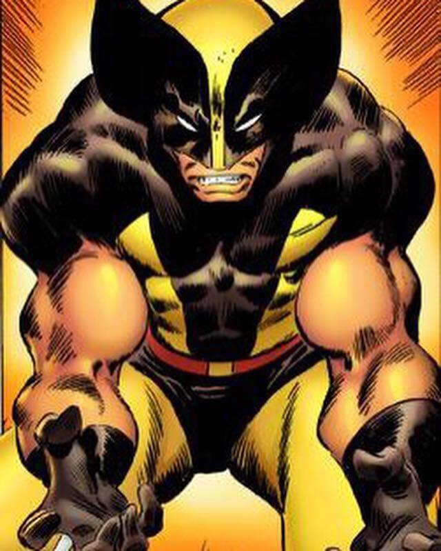 #4thofJuly #4thofjulyweekend #Wolverine #art #comics
