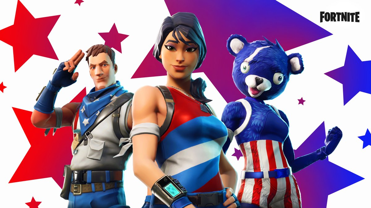 Bringing the fireworks to every party! Even when there isnt a party. Get the Stars & Stripes Set now.