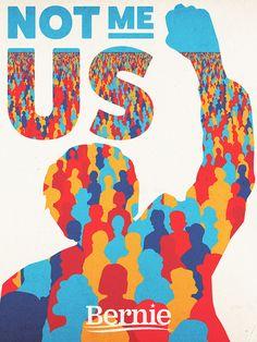 @chris34252462 @50linesonly Bernie believes in us! #NotMeUs #ThankYouBernie #DownBallotProgressives