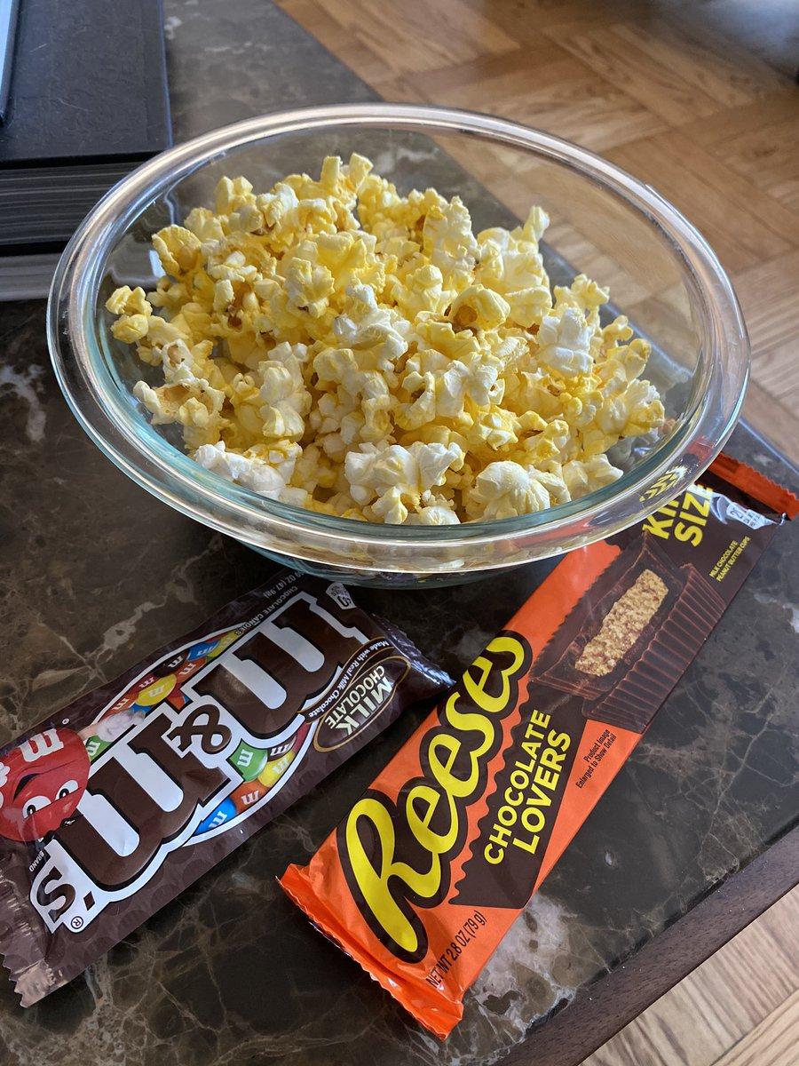because Movie Night #Hamilfilm