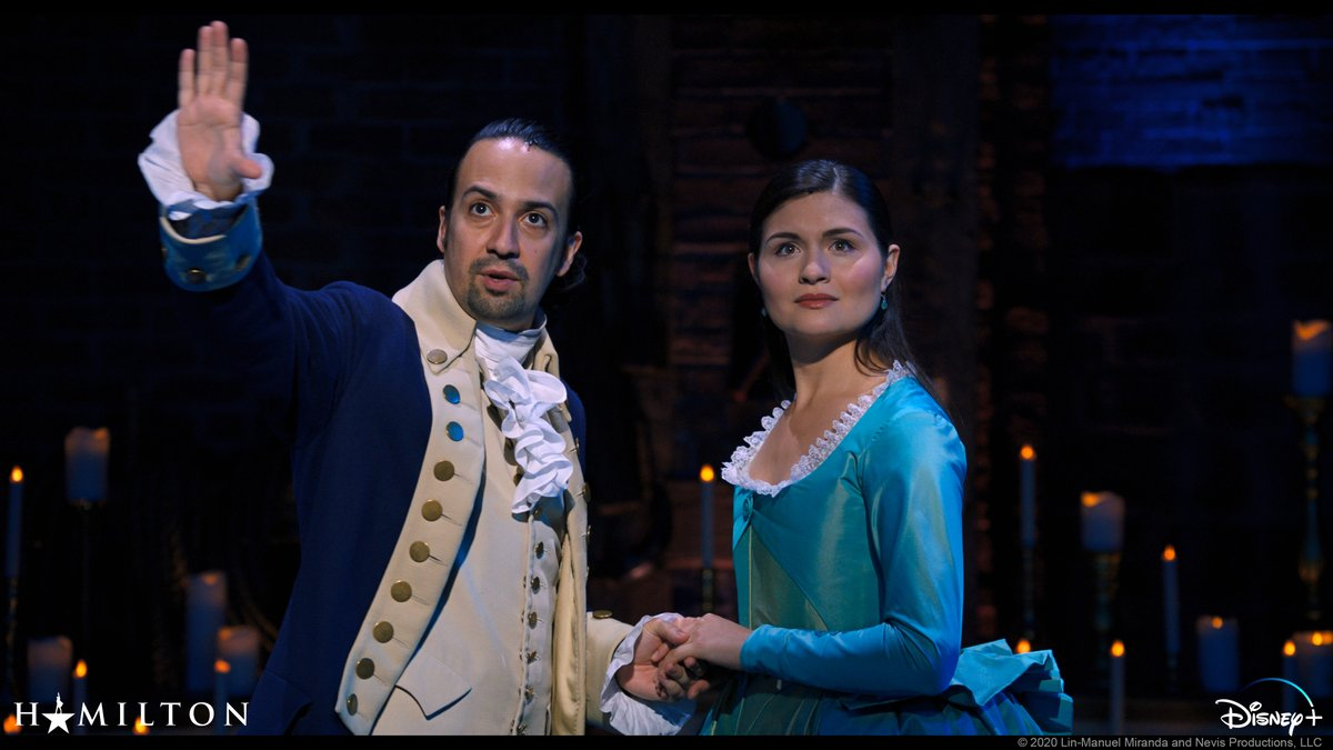 The watch party is starting! Hit play now! ▶️⭐️🎬 #Hamilfilm https://t.co/qHaEOzvBwZ