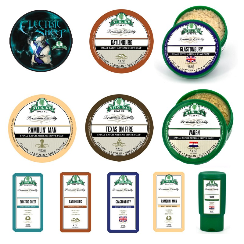 #stirlingsoap New stock arriving this month, including three mutton tallow soaps: Electric Sheep, Glastonbury and Varen. We will also be restocking our existing products, including our popular sample soaps. More information at https://artisanarcade.com/new-stock-for-july-2020/…pic.twitter.com/fNF4tkr0wk