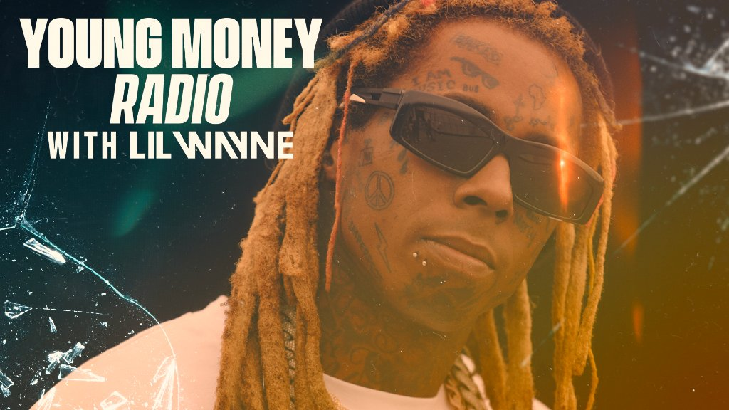 10 episodes strong. Turn up @LilTunechi's #YoungMoneyRadio, only on @AppleMusic. https://t.co/muXOofI6OI https://t.co/lyB5nkUQ3d