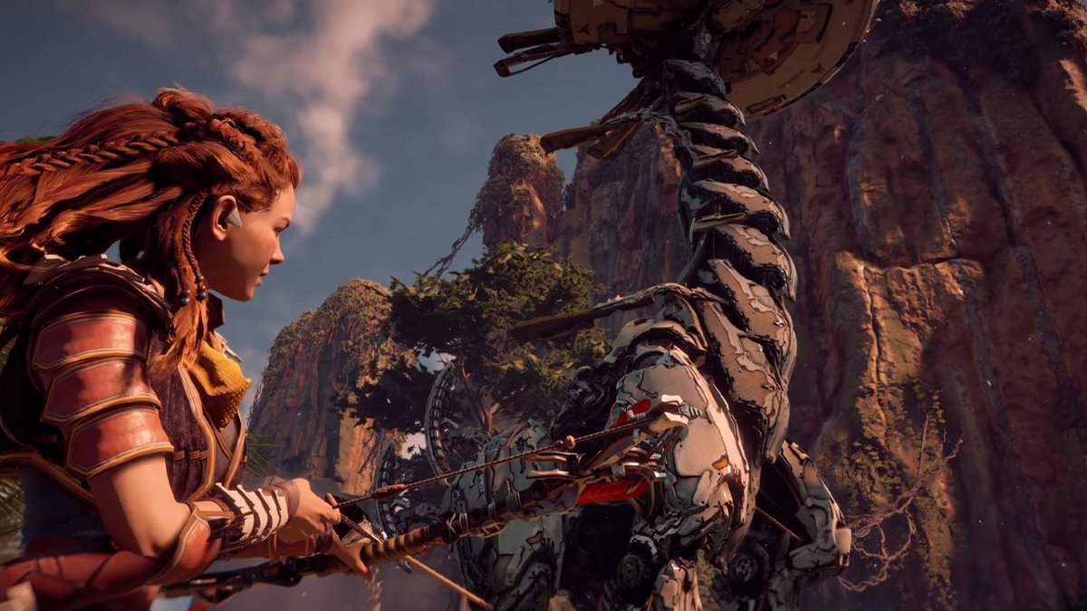 Horizon Zero Dawn's PC Release Date Has Been Confirmed Alongside First Trailer And Features https://t.co/aYoX7IwEED https://t.co/CBTKgNPFDo