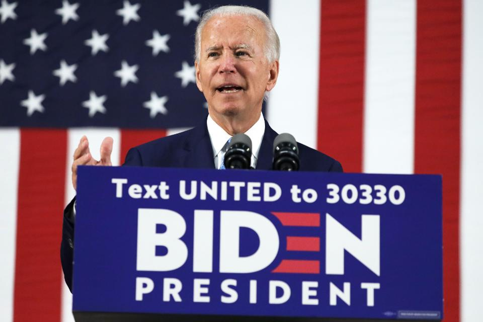 Biden campaign won't join the growing Facebook ad By @AlisonD64