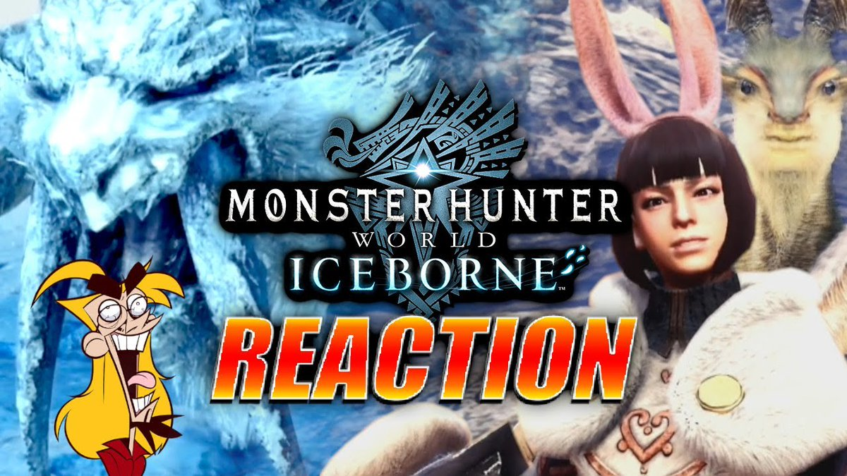 MAX REACTS: Monster Hunter World - Alatreon Dev Diary 6.0 https://t.co/srOI3P9wio https://t.co/s65AjU0wvD