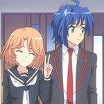200704-08アニメ ヴァンガード外伝 イフ-if-第6話の画像