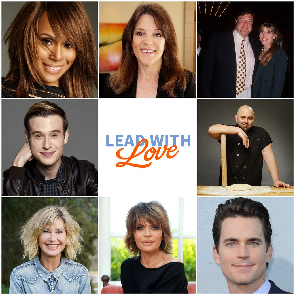 @ProjAngelFood: 'A huge THANK YOU to our celebrity angels for their help with the Lead With Love Telethon! @Deborah_Cox,  @marwilliamson, John and Anna Beth Goodman, @tyhenrymedium, @duffgoldman, @olivianj, @lisarinna, … https://t.co/dhGB3767lL, see more https://t.co/3igssFRLNZ