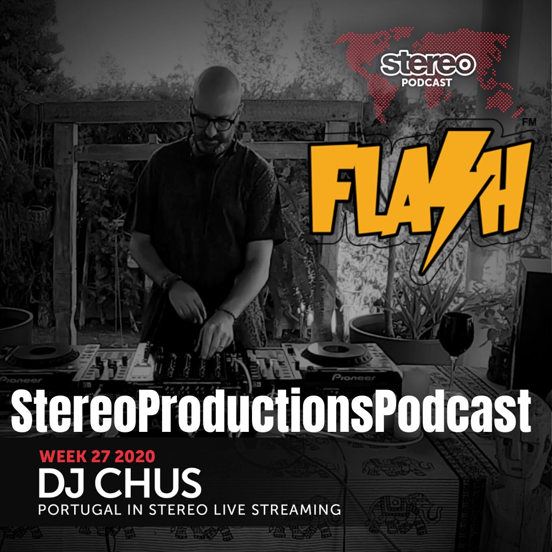 #StereoProductionsPodcast by @chusceballos #NowPlaying #OnAirNow #Envivo #ViñadelMar #Chile #House #Techno #DeepHouse #TechHouse  #ListenHere #EscuchanosEnVivoAqui @FlashFmCl : https://t.co/a4fnARI5RO https://t.co/JRWcoJviBg