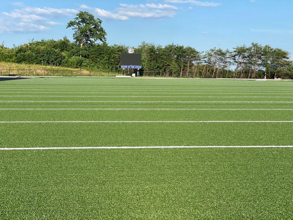 LCA Soccer Stadium - Track & Field<br>http://pic.twitter.com/XO46U28Rol