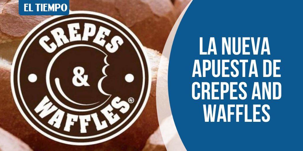 La cadena de restaurantes Crepes and Waffles (@CrepesWafflesCo) está estrenando domicilios propios. Así lucen sus repartidoras 🛵 ➡️ https://t.co/cCTaF0rckT https://t.co/GkjFRppAXm