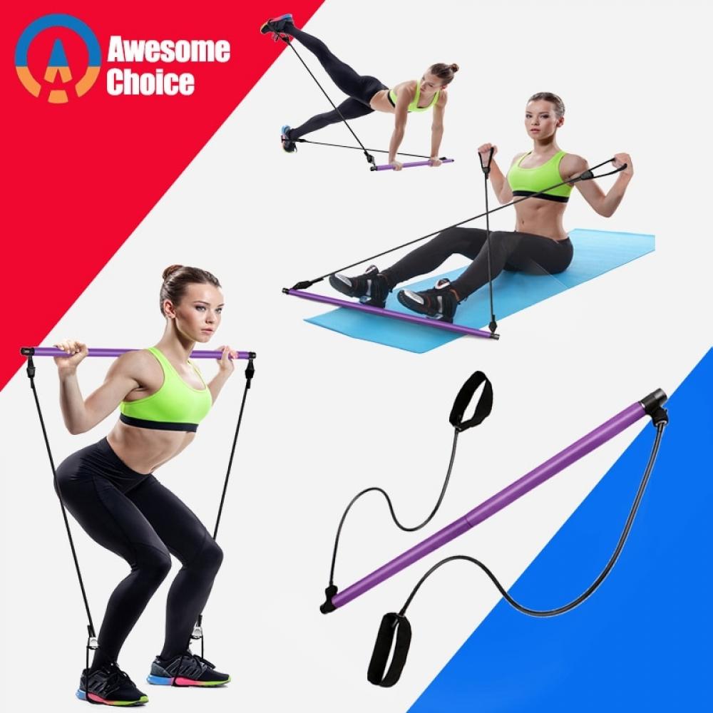 Bar &amp; Bands - Stick &amp; Elastic Bands Fitness Equipment #vegan #fitlife  https:// bodybemobile.com/yoga-resistanc e-bands-pilates-stick-bodybuilding-crossfit-gym-rubber-tube-elastic-bands-fitness-equipment-training-exercise/  … <br>http://pic.twitter.com/RCg473tqzF