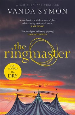 It's #GIVEAWAY Time! 📢   #Win a *signed* copy of 👇👇👇  'The Ringmaster' by Dr. Vanda Symon @vandasymon    To enter:  * Follow @ScotlandYardCSI * Retweet THIS tweet ✅ * Tag friend/s  Good luck! 🤞  Open🌍wide. Ends July 6 midnight GMT  #CrimeFiction #Books #Readers #BookBoost https://t.co/AUtpiHekci