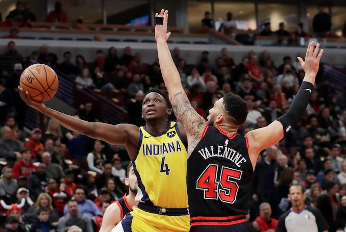Story: Victor Oladipo to sit out NBA restart, leaving Pacers even more shorthanded @PostSports https://t.co/YTmXGklJ3j https://t.co/J78sJeBFRU