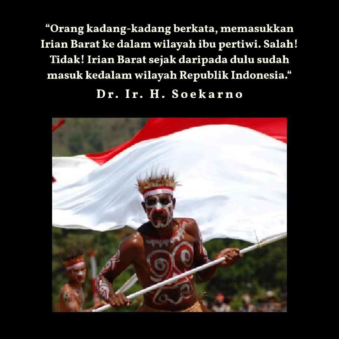 Kita Papua Kitq Indonesia #papuanegeriku pic.twitter.com/GjfycUJv1T  by Yesha