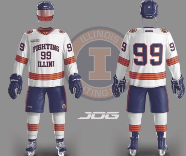 Find a better college hockey jersey u cant