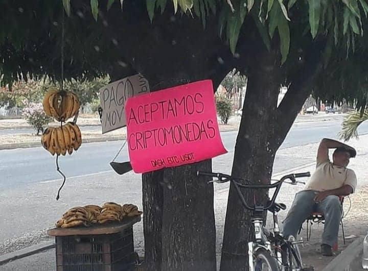 vendedor venezolano - imagen de Reddit
