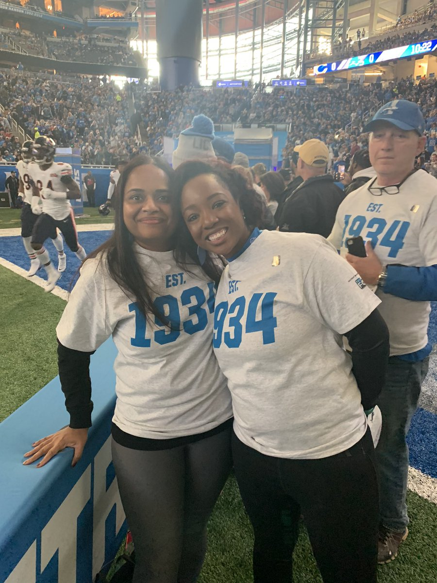 @fordfield Me and @p1vs_v1tra - 2019 Thanksgiving Game!!