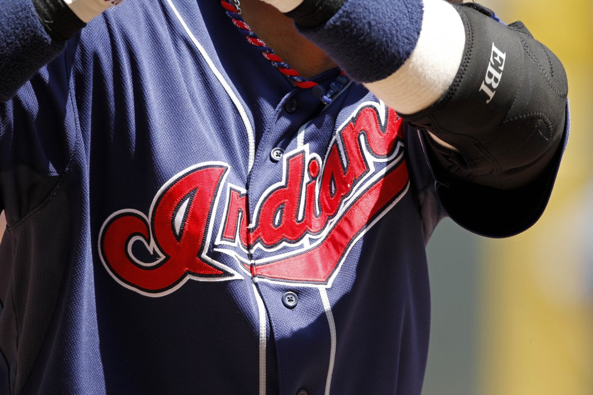 """Cleveland's baseball team is ready to discuss changing its nickname from the """"Indians"""""""