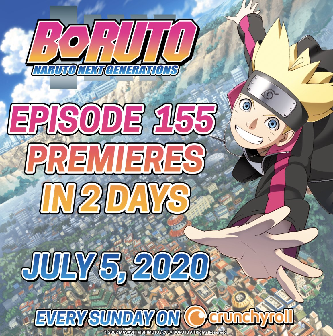 2 DAYS LEFT! pic.twitter.com/70MP1oGhzt  by BORUTO: NARUTO NEXT GENERATIONS