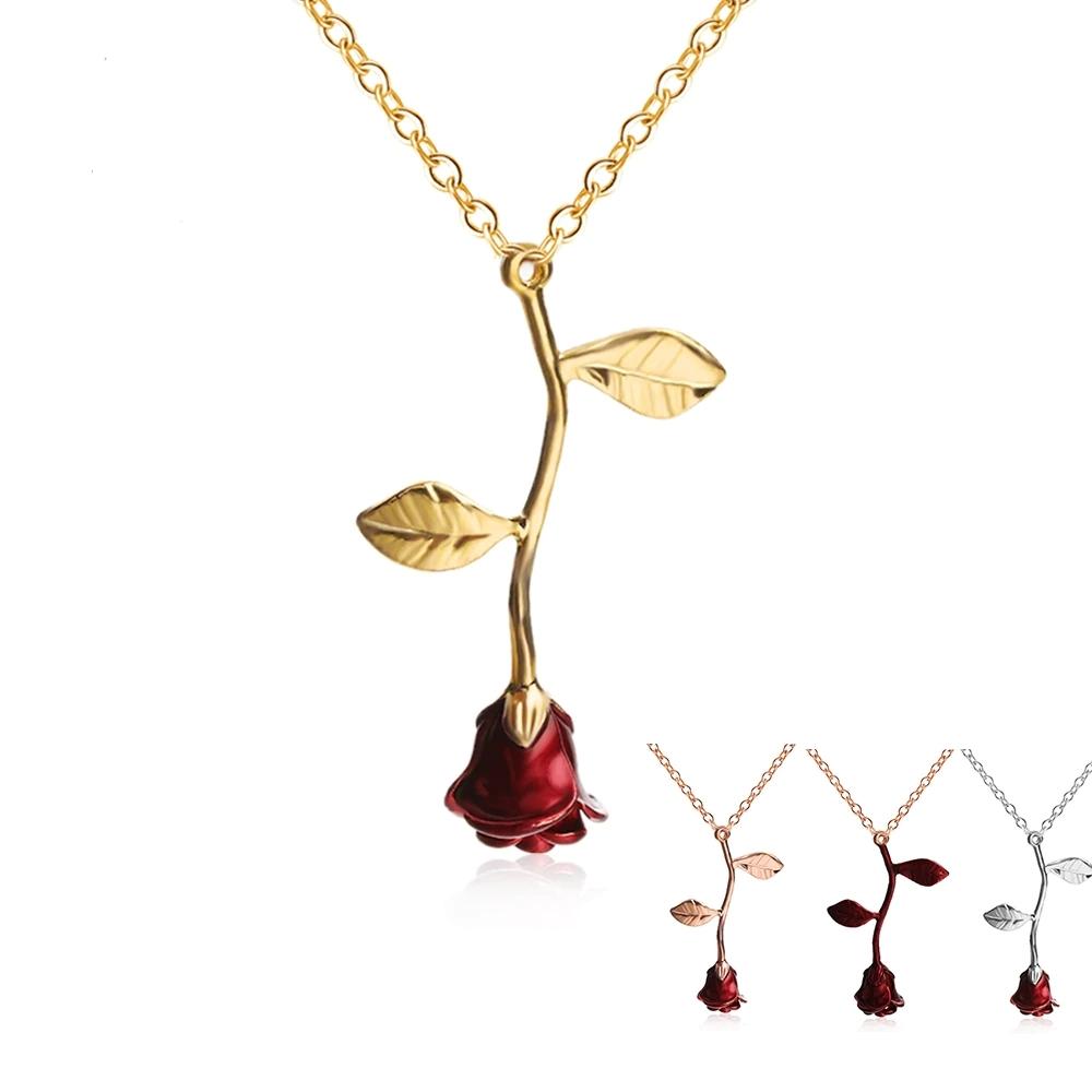 #beauty #stylish Red Rose Flower Necklace https://t.co/8oAruKM3TT https://t.co/NHkMzjSstV