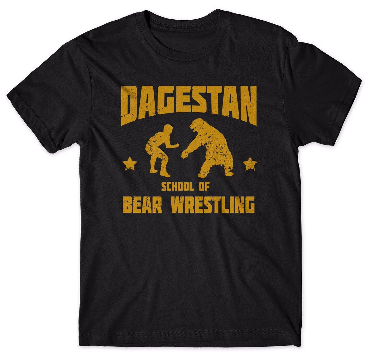 Dagestan Bear 🐻 Wrestling 🤼♂️ Tees  $20 w/ Code: USA  https://t.co/7Eix0wLscY   #MMATwitter #khabibnurmagomedov https://t.co/iozzFQfLBx