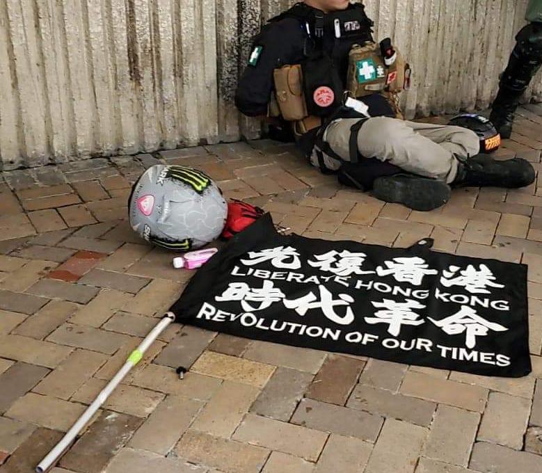 First case charged under Hong Kong national security law  https://t.co/oyDiR89O3p  #HongKong #HongKongProtests #NationalSecurityLaw #Taiwan https://t.co/uQnIPn2NML