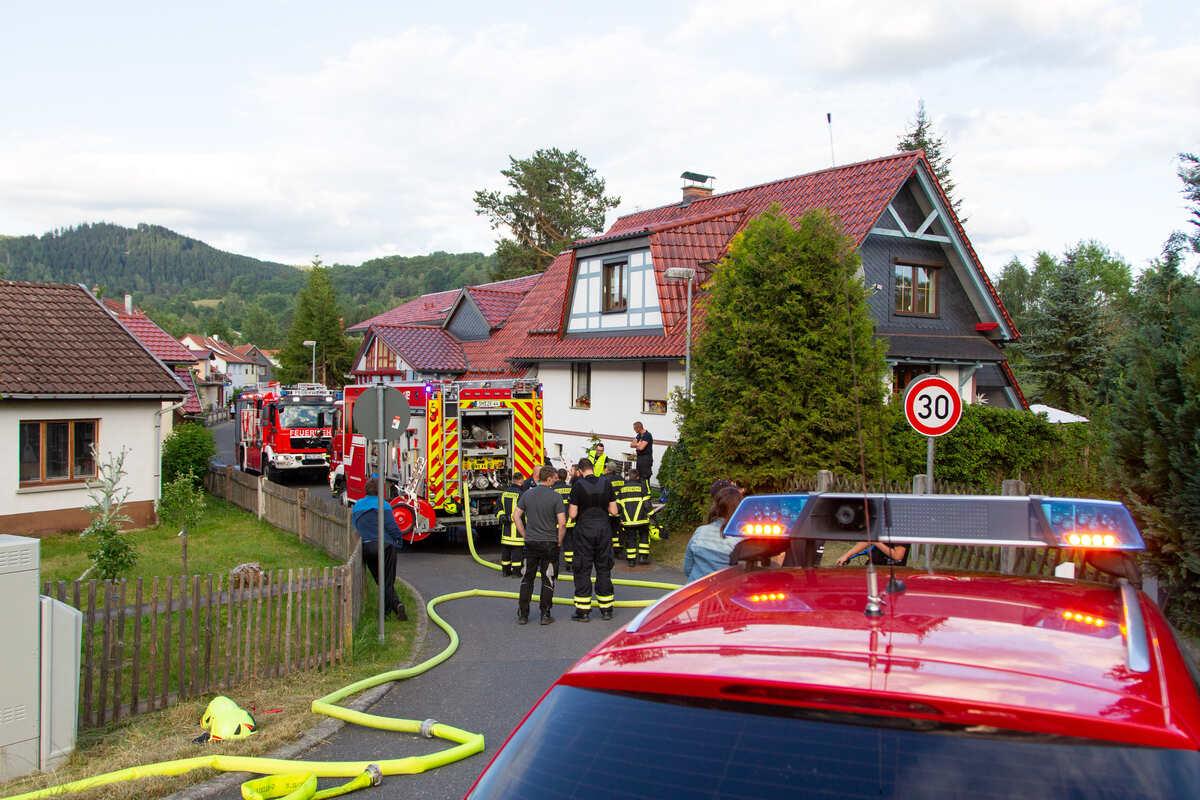 Fritteuse löst Küchenbrand aus: Ein Verletzter. #Benshausen https://t.co/FOAet7EEbm https://t.co/B6uMUs5XUd