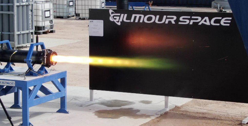 Rocket engineers at @GilmourSpace in Queensland, Australia, have completed the first in a series of major technology demonstrations this year: a successful 45-second 'hot fire' of their upper-stage hybrid rocket engine  #Australia #GoldCoast #RocketEngine https://spacewatch.global/2020/07/gilmour-space-achieves-45-second-milestone-in-latest-hybrid-rocket-engine-test-fire/…pic.twitter.com/OgO8TJ9ZIz