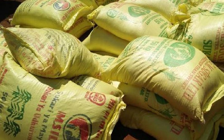Making the announcement, the Cabinet Secretary for Agriculture Mr. Peter Munya said the flooding of cheap imported sugar from other countries into the Kenyan market has played a major role in bringing the local factories to their knees https://bit.ly/2Ap2ap5 #SokoWeekendpic.twitter.com/77quw384h2