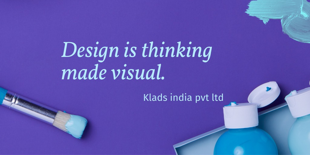 "👉""Good design is good business."" ✅ Better designs for your business 👩‍💼 Visit : https://t.co/pWNcls22Yp. Mail us 📧 : info@klads.co.in . . #branding #homedesign #designinspiration #photooftheday #digitalart #beautiful #sketch #photoshop #lifestyle #paintin #graphic #illustrator https://t.co/VPrXhd3hJ4"