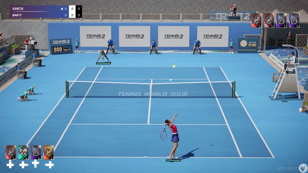 Tennis World Tour 2 Is Being Developed By Melbourne's Big Ant Studios https://t.co/L7NGTg8OBo https://t.co/mZfJVmKBCb