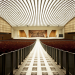Image for the Tweet beginning: The #Vatican's Hell Hall: The