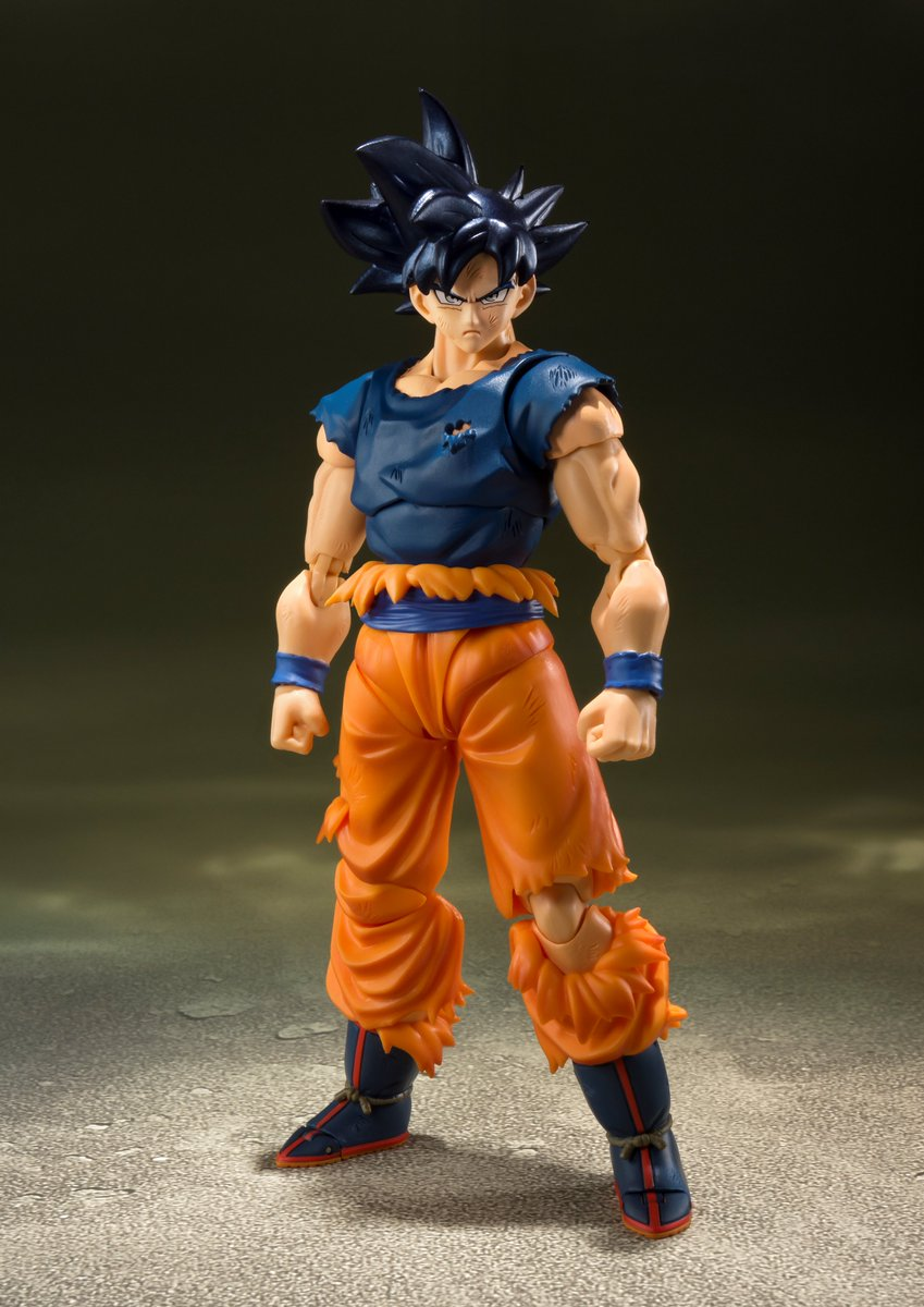 """S.H.Figuarts SON GOKU Ultra Instinct """"Sign"""" will be available on Premium Bandai US July 16th. Who's excited? https://t.co/gU71u7Flgq https://t.co/rg58zUsshz"""