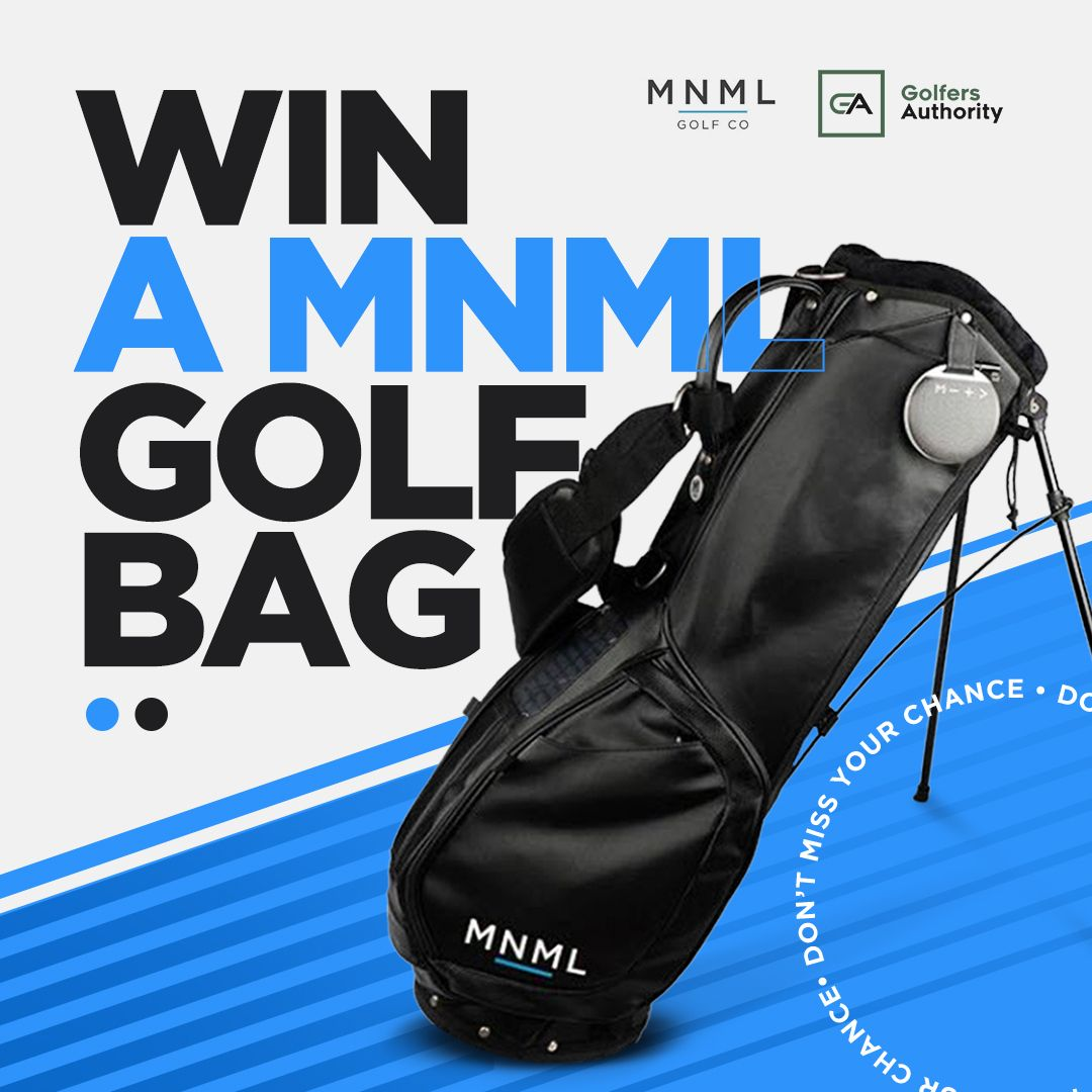 Golfers Authority July Giveaway sponsored by our friends at MNML Golf. To celebrate our recent review of the MNML Golf Bag  we decided to give one (1) lucky winner a custom MNML Golf Bag, valued at over $369.00.https://t.co/7j2OvfJirc  #giveaway #golfswing #golfr #golfer https://t.co/V06LbhEoKw