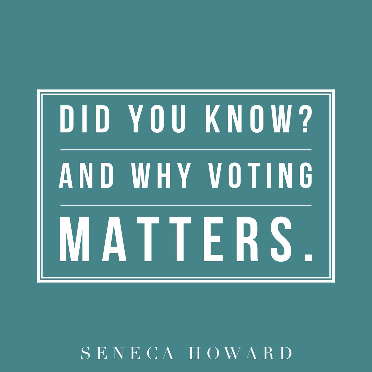 Hold those who were elected to serve accountable, because as a voter, your voice and #vote matter.  #JusticeInPolicing #reform #justice #accountability #georgefloyd #breonnataylor #ahmaudarbery #elijahmcclain #freedom #liberty https://t.co/8nmh5K91Yp