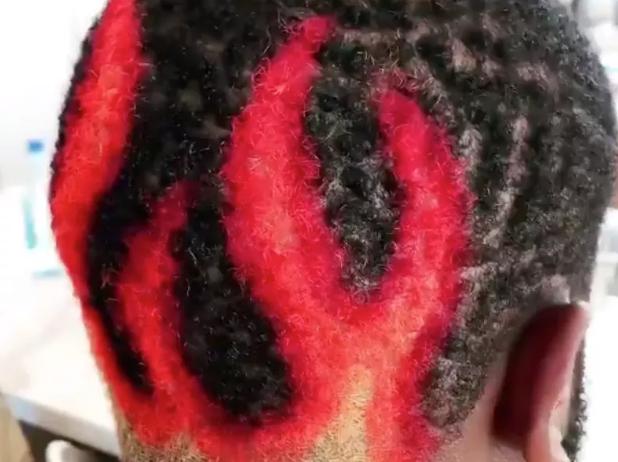 熱火般炙熱?美國媒體曬熱火名宿Dwyane Wade最新髮型!