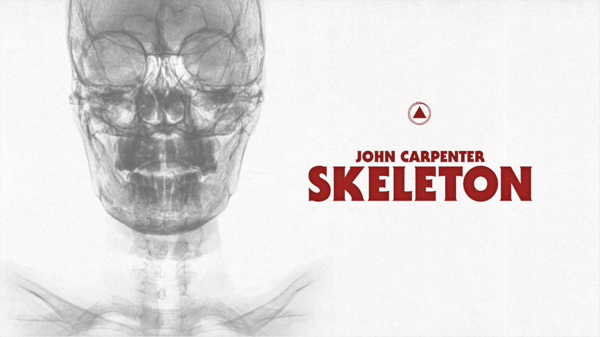 "John Carpenter, ícone do terror, lança duas músicas inéditas; ouça ""Skeleton"" e ""Unclean Spirit"": https://t.co/a5iZV4GiYA https://t.co/GWPD7qcKJd"