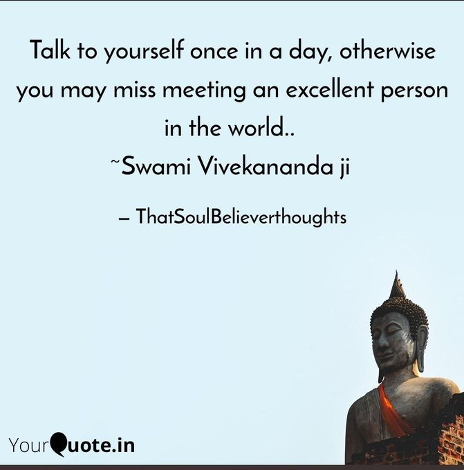 For Better Life   Follow Those Quotes of Our Legends.. #SwamiVivekananda  #Valimai<br>http://pic.twitter.com/asWjK8yIrH