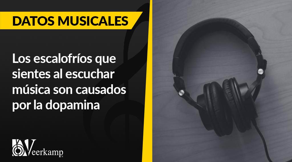 #DatosMusicales 🎶  ¿Qué canción te hace sentir escalofríos? 🤔 https://t.co/ikmXK26u7G