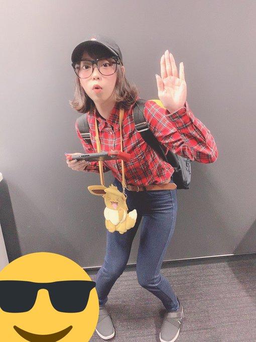 グラビアアイドル青山ひかるのTwitter自撮りエロ画像1