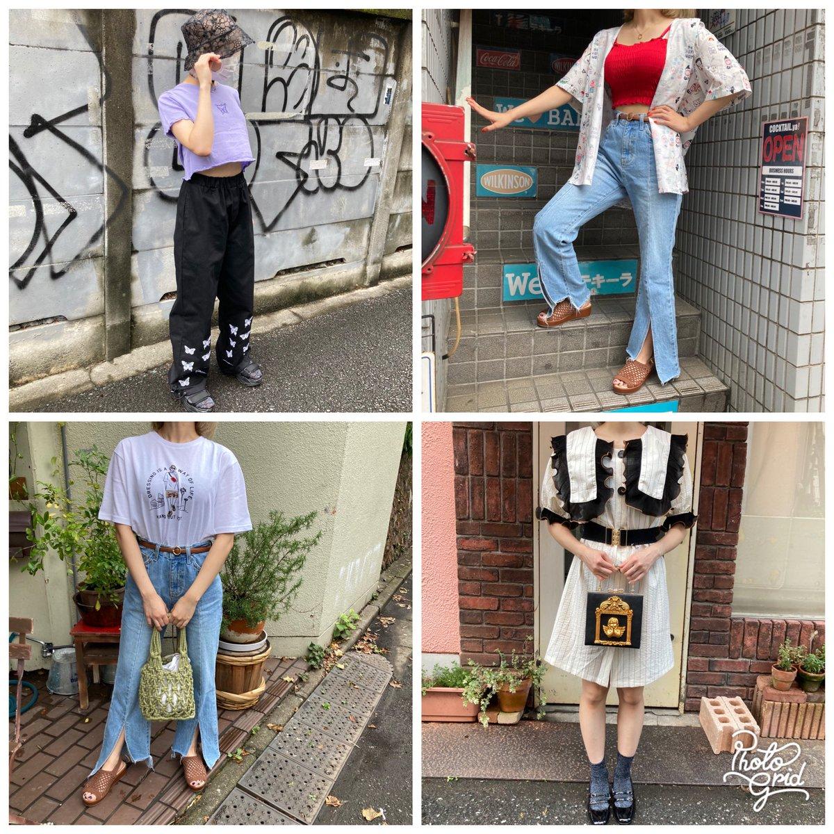 New Arrival ・ 新作アイテム多数入荷しております ぜひ、ご覧ください ・ ♡ONLINE SHOP掲載商品です♡トップページからぜひご覧下さい♡  ・ #mocha下北沢 #下北沢  #shimokitazawa #fashionstagram  #tokyo #japan #l4l #dailylook #패션 #패션스타그램 #セレクトショップpic.twitter.com/F5Oygz7AuW
