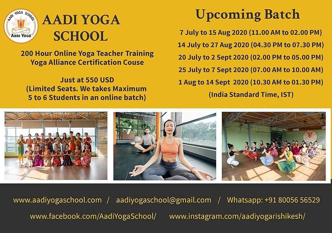 Aadi Yoga School Aadiyogaschool Twitter