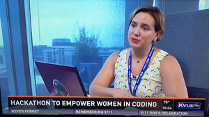 The #news got you down? Sara learned to #code to change it. Now she spearheads Austins #WomenWhoCode. You can make a difference too.  https://buff.ly/2ZhOSBa   #WomenInTech #100DaysofCode #WebDesign #Development #Software #CodingBootcamp #Entrepreneur #Jobs #Code #WorkFromHomepic.twitter.com/YHjRFP6Hur