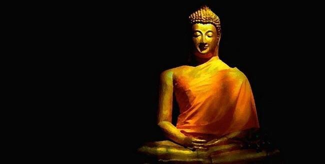 This day Gautam Buddha taught four noble truth of life to his five companions. Hence the day called Darma Chakra Day. #DharmaChakraDay<br>http://pic.twitter.com/chI1EqDmxi
