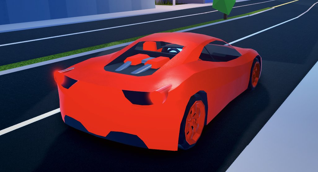 Badimo On Twitter The Revamped Ferrari Is Now In Game It S A Free Upgrade For Existing Owners Go Check It Out And Send Us Pictures Of Your Best Customizations Jailbreak
